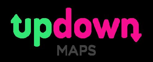 UpDown Maps